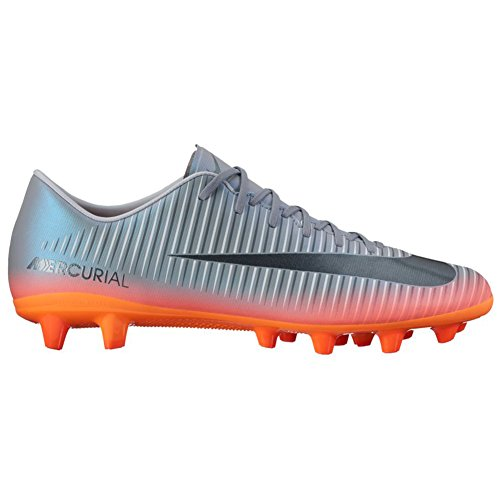 WOLF Victory 00 Mercurial 6 852527 Cr7 AG Baskets Pro GREY NIKE Adulte Mixte GREY COOL HEMATITE 40Hqx6w56