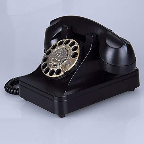 WYJW Teléfono Teléfono Fijo Antiguo Teléfono Antiguo Teléfonos ...