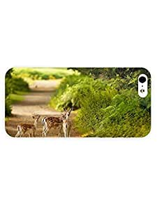 3d Full Wrap Case For Sam Sung Galaxy S5 Cover Animal Deer39