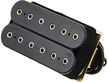 Amazon.com: DiMarzio DP100 Super Distortion Humbucker Pickup ...