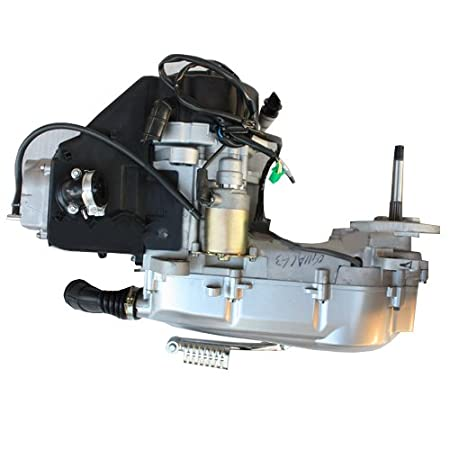Corto caso 150 cc GY6 4 tiempos motor W/CVT Transmisión Eléctrica Starter refrigerado por aire para 150 cc atv Go Karts de tamaño Roketa Taotao Coolster ...