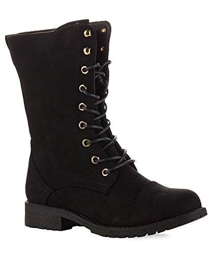 RF Trudy-21 Boots ( Black SU Size 9 (Sale Boots)
