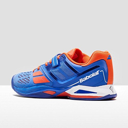 BABOLAT Propulse All Court Schuhe Herren, Blau/Rot, 44