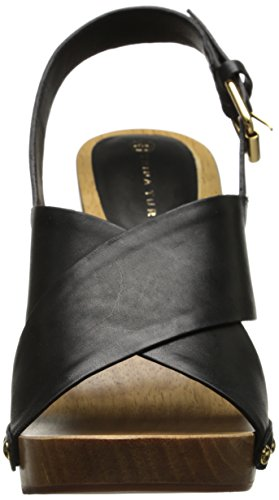Sandal Penney Trina Turk Black Dress Women's IZFSExF