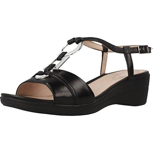 Stonefly Sandalo 110224 Sandalo Donna Donna Black Stonefly Stonefly 110224 110224 Black Sandalo FSFrqH