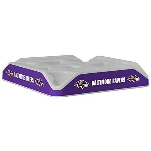 Tailgating Baltimore Nfl Ravens - NFL Baltimore Ravens Pole Caddy