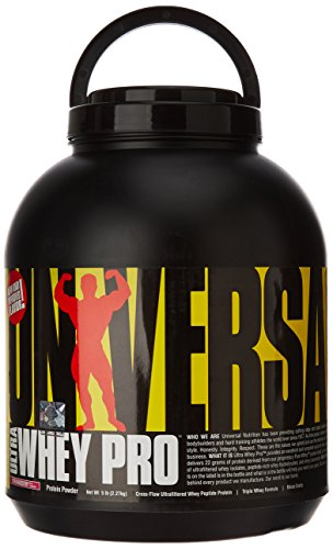 Real Gains Strawberry - Ultra Whey Pro - Low Sugar, Low Fat, Protein Powder Supplement for Men and Women