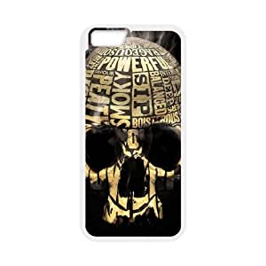 Skull For iPhone 6 Screen 4.7 Inch Csae protection phone Case FXU339858