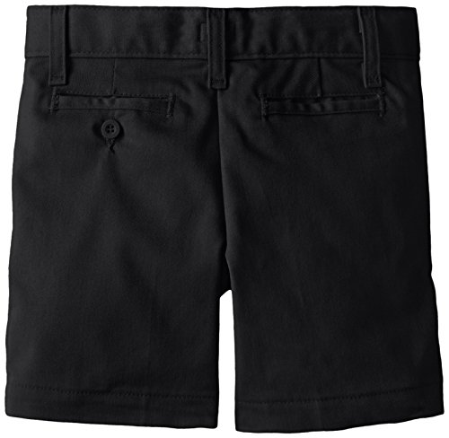 Dickies Khaki Boys' Flex Waist Stretch Flat Front Short