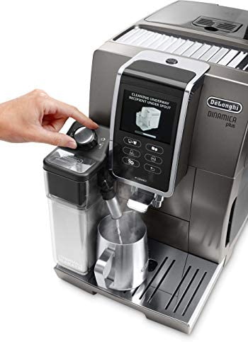 DELONGHI ECAM 370.95.T   Cafetière automatique Dinamica Plus
