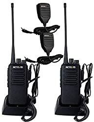 Image of the product Retevis RT1 2 Way Radios that is listed on the catalogue brand of Retevis.