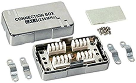 Caja empalme para cable ethernet Cat.6 apantallada: Amazon.es: Electrónica