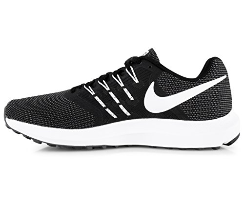 Run Swift Grey Nike Femme Wmns Chaussures De dark Trail 001 Noir black white HawABnxw5