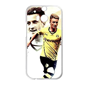 BVB FOOTBALL MAN Cell Phone Case for HTC One M8 BY icecream design