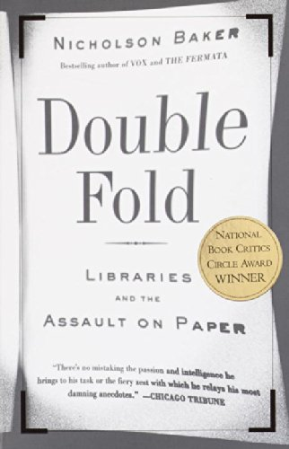 Image of Double Fold: Libraries and the Assault on Paper