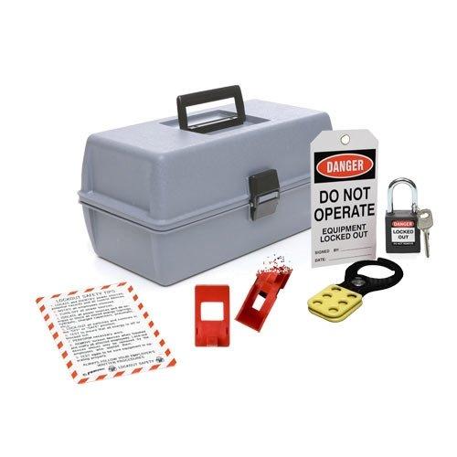 Brady 134030, Operator Lockout Tagout Kit, 3 Kits