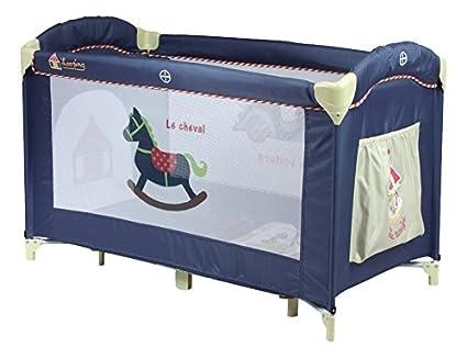 Looping cama paraguas para bebé Manège bleu Talla:Única