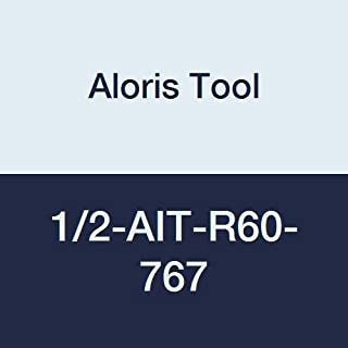 product image for Aloris Tool 1/2-AIT-R60-767 Partial Profile Internal Carbide Threading Insert, 60 Degree