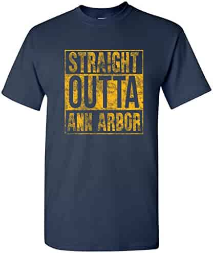 Straight Outta Hometown Pride Mens T-Shirt