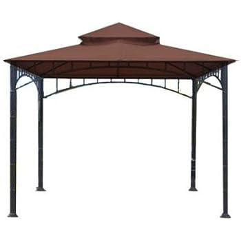 Replacement Canopy for Target Madaga Gazebo - RipLock 350 - NUTMEG  sc 1 st  Amazon.com & Amazon.com : Replacement Canopy for Target Madaga Gazebo - RipLock ...