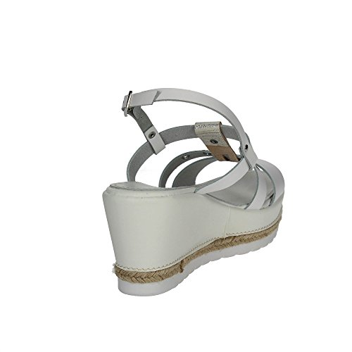 Femme Blanc Cinzia IAS939403 Soft 001 Sandale 6x7FUvq