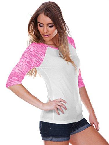 Kavio Juniors Jersey BurnOut Raglan product image