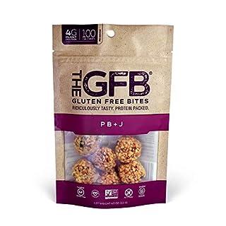 The GFB Protein Bites, PB+J, 4 Ounce, Gluten Free, Non GMO