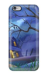 Sanp On Case Cover Protector For Iphone 6 Plus (house)