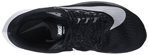 Donna White anthracite Zoom wolf NIKE Nero Black Sneaker Grey 001 Wmns Fly q4wTRF