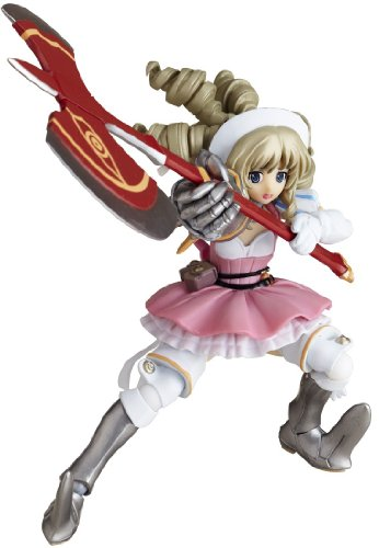 Revoltech Fraulein: Queen's Blade Ymir Action Figure
