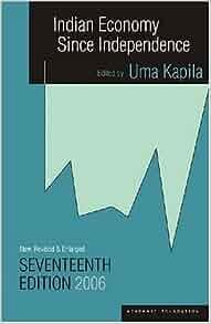 indian economy since independence uma kapila pdf free download