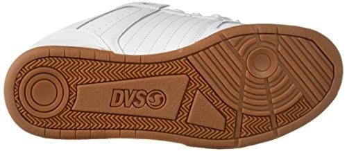 Blanco Leather Gris Negro White Nubuck DVS Celsius White 112 Zapatos OX8171