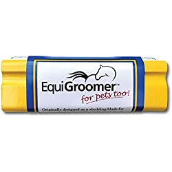 Small EquiGroomer for Cats and Dogs (Yellow)
