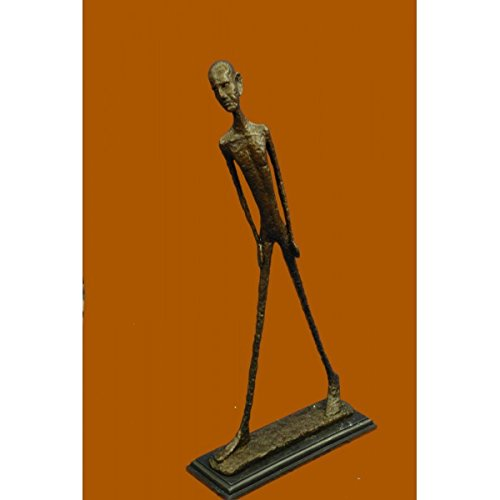 Admirable Extra Large Walking Man Abstract Bronze Sculpture for sale  Delivered anywhere in Canada