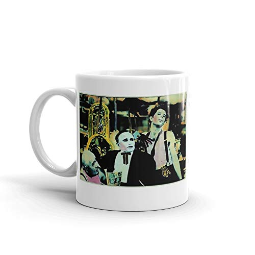 Swordfishtrombones - Tom Waits 11 Oz White Ceramic