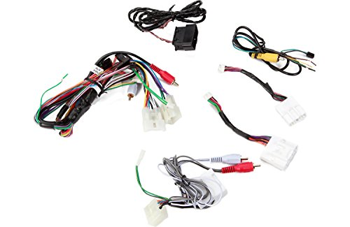 - Maestro HRN-RR-TO1 Plug and Play T-Harness for TO1 Toyota Vehicles