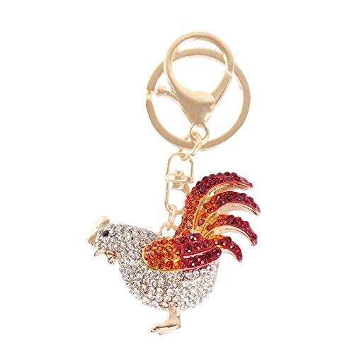 rhinestone chicken - 8