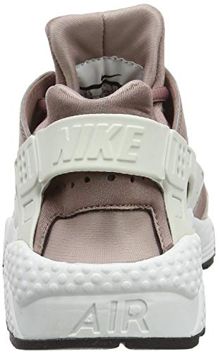 NIKE Huarache Smokey Scarpe Taupe Run Air White Ginnastica Mauve Summit Basse Diffused Donna Multicolore 001 da Wmns prwqHEp