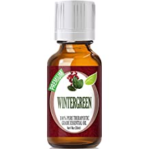 Wintergreen (30ml) 100% Pure, Best Therapeutic Grade Essential Oil - 30ml / 1 (oz) Ounces