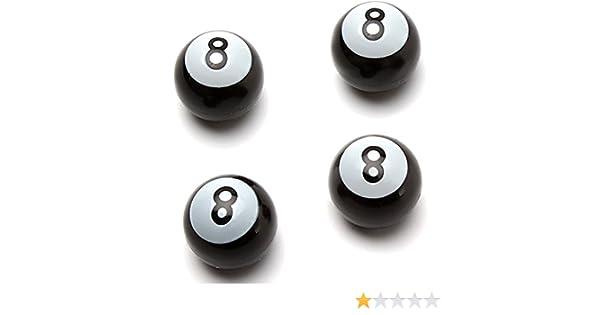 4 x Tapón para válvula de bola de billar ocho coprivalvole para ...