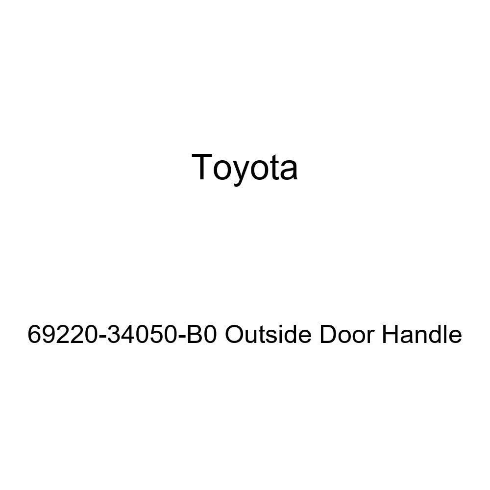 Toyota 69220-34050-B0 Outside Door Handle