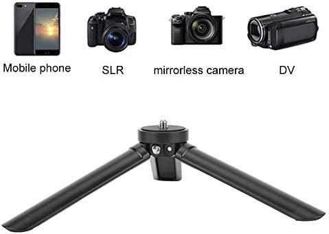 Mini trípode, trípode de fotografía de viaje / escritorio de ...