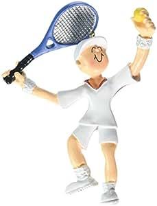 Ornament Central OC-073-M Male Tennis Figurine