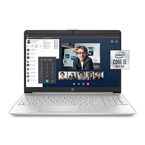 HP 15-Inch FHD Laptop, 10th Gen...