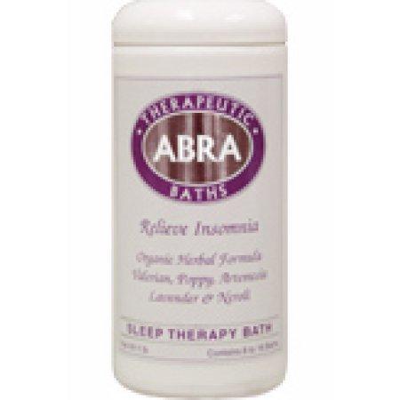 Sleep Therapy Bath Abra Therapeutics 1 lbs Powder - Therapy Bath 1 Lb Powder