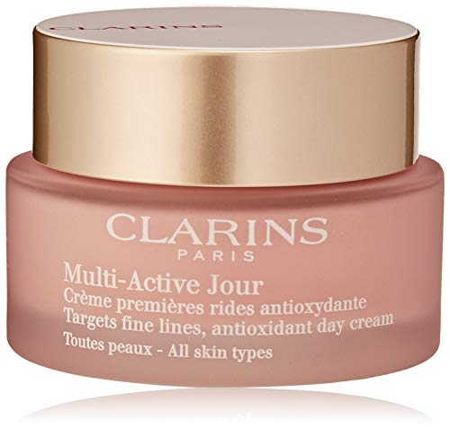Clarins Multi-Active Day Early Normal To Combination Skin Wrinkle Correction Cream-Gel, 1.7 Ounce