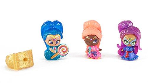 Fisher-Price Nickelodeon Shimmer & Shine, Teenie Genies Magic Carpet Ring Pack #3
