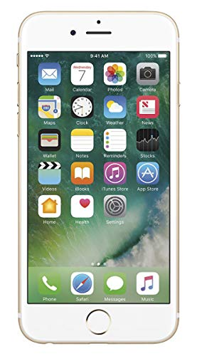 iPhone 6s 16GB GSM Unlocked Smartphone (not for CDMA Carriers), Gold (Renewed)