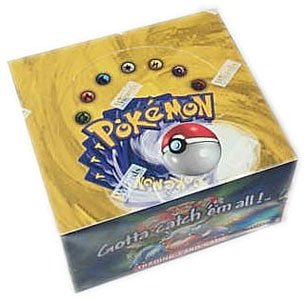 Pokemon Card Game - Basic (Base Set 1) Booster Box - 36P11C (Pokemon Gen 1 Cards compare prices)