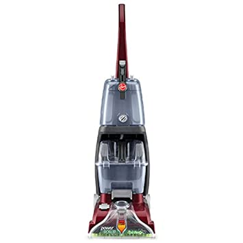 Hoover FH50150 Carpet Basics Power Scrub Deluxe Carpet Cleaner $95.79 at  amazon.com + FS online deal